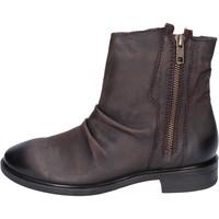 Cipők Női Bokacsizmák Inuovo BN992 Barna