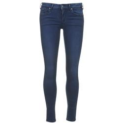 Ruhák Női 7/8-os és 3/4-es nadrágok Pepe jeans LOLA Kék / Bruttó