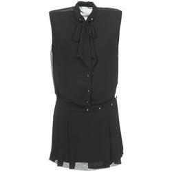 Ruhák Női Rövid ruhák Diesel D-NEDORA-A Fekete