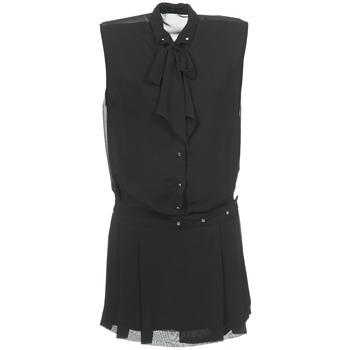 material Női Rövid ruhák Diesel D-NEDORA-A Fekete