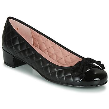 Cipők Női Balerina cipők  Pretty Ballerinas SHADE Fekete