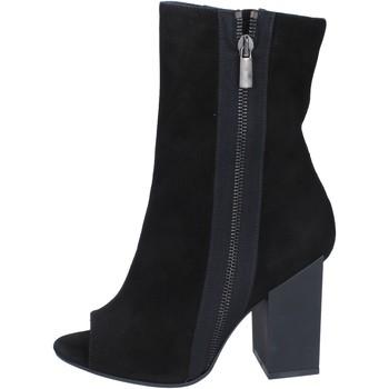 Cipők Női Bokacsizmák Marc Ellis BM23 Fekete