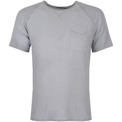 Ruhák Férfi Rövid ujjú pólók Xagon Man  Szürke