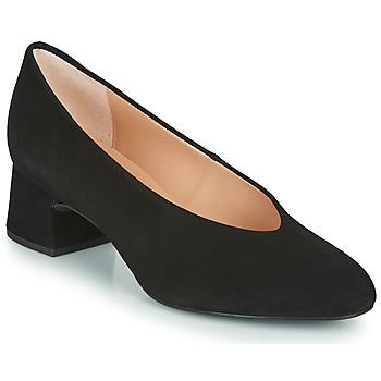 Cipők Női Félcipők Unisa LOREAL Fekete
