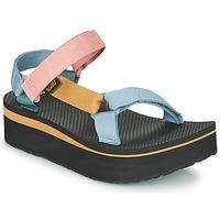 Cipők Női Szandálok / Saruk Teva FLATFORM UNIVERSAL Sokszínű
