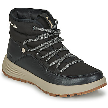 Cipők Női Hótaposók Columbia SLOPESIDE VILLAGE OMNI HEAT MID Fekete