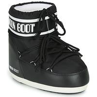 Cipők Női Hótaposók Moon Boot MOON BOOT CLASSIC LOW 2 Fekete