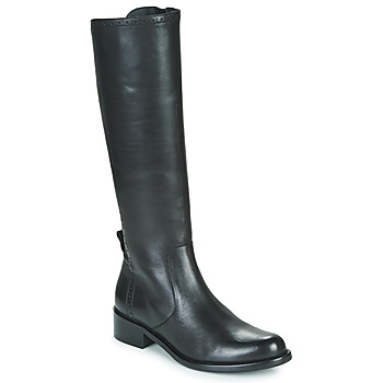 Cipők Női Rövid szárú edzőcipők Myma KOALA Fekete