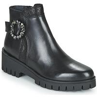 Cipők Női Csizmák Myma KAOLI Fekete