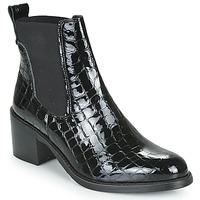Cipők Női Bokacsizmák Myma KIOLI Fekete