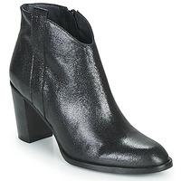 Cipők Női Bokacsizmák Myma KAIOLA Fekete