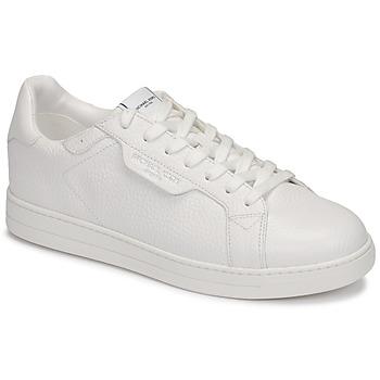 Cipők Férfi Rövid szárú edzőcipők MICHAEL Michael Kors KEATING Fehér