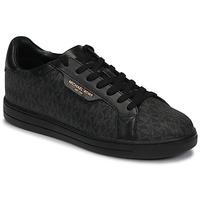 Cipők Férfi Rövid szárú edzőcipők MICHAEL Michael Kors KEATING Fekete