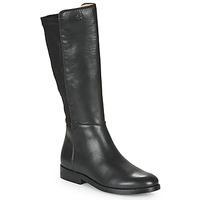 Cipők Lány Városi csizmák Acebo's 9864-NEGRO-T Fekete