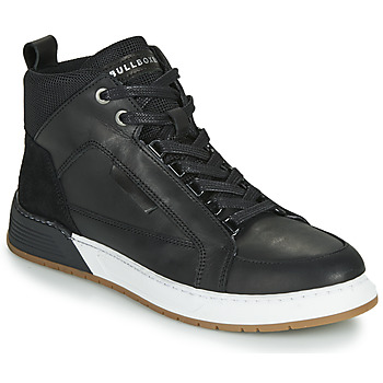 Cipők Fiú Magas szárú edzőcipők Bullboxer AOF500E6L-BLCK Fekete
