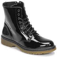 Cipők Lány Csizmák Bullboxer AOL501E6LGBKPT Fekete
