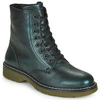 Cipők Lány Csizmák Bullboxer AOL501E6LGPETR Zöld