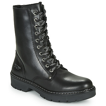 Cipők Lány Csizmák Bullboxer AON523E6L-BKGY Fekete