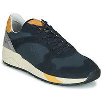 Cipők Férfi Rövid szárú edzőcipők Allrounder by Mephisto SPLIFF Fekete