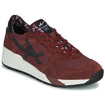 Cipők Női Rövid szárú edzőcipők Allrounder by Mephisto VITESSE Bordó