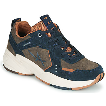 Cipők Női Rövid szárú edzőcipők Allrounder by Mephisto DEVINA Keki / Tengerész