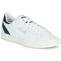 Cipők Férfi Rövid szárú edzőcipők Ellesse LS-80 Fehér