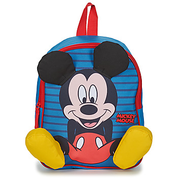 Táskák Fiú Hátitáskák Disney BACKPACK MICKEY Sokszínű