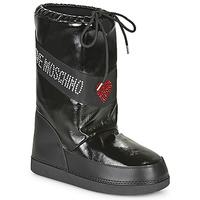 Cipők Női Hótaposók Love Moschino JA24022G1B Fekete