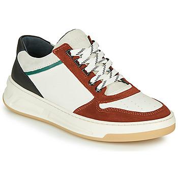 Cipők Női Rövid szárú edzőcipők Bronx OLD COSMO Fehér