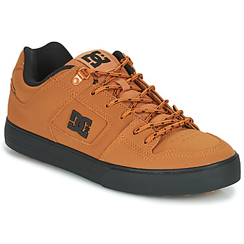 Cipők Férfi Rövid szárú edzőcipők DC Shoes PURE WNT Barna