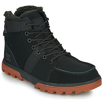 Cipők Férfi Csizmák DC Shoes WOODLAND Fekete
