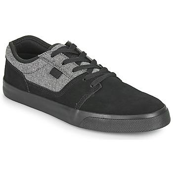 Cipők Férfi Rövid szárú edzőcipők DC Shoes TONIK SE Fekete  / Szürke