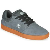 Cipők Férfi Rövid szárú edzőcipők DC Shoes CRISIS Szürke