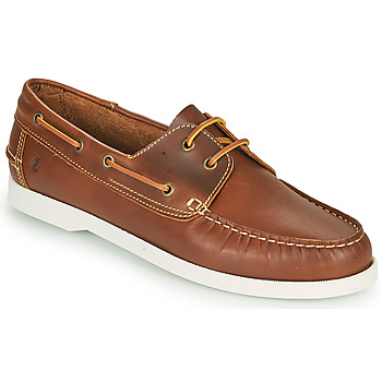 Shoes Férfi Vitorlás cipők Casual Attitude REVORO Barna