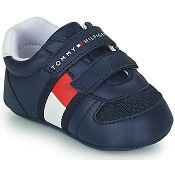 Cipők Gyerek Rövid szárú edzőcipők Tommy Hilfiger T0B4-30191 Kék