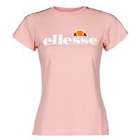 Ruhák Női Rövid ujjú pólók Ellesse MALIS Rózsaszín