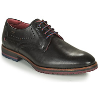 Cipők Férfi Oxford cipők Fluchos CICLOPE Fekete