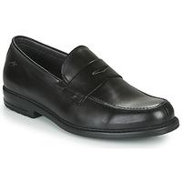 Cipők Férfi Mokkaszínek Fluchos SIMON Fekete