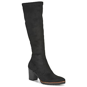 Cipők Női Városi csizmák Dorking THAIS Fekete