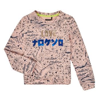 Ruhák Lány Pulóverek Ikks XR15022 Rózsaszín
