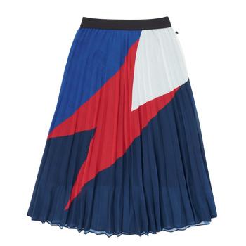 Ruhák Lány Szoknyák Ikks XR27052 Kék