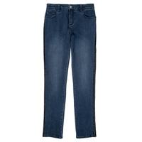 Ruhák Lány Slim farmerek Ikks XR29062 Kék