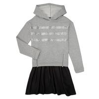 Ruhák Lány Rövid ruhák Ikks XR30112 Szürke