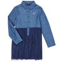 Ruhák Lány Rövid ruhák Ikks XR30122 Kék