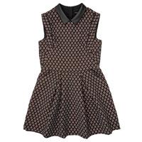 Ruhák Lány Rövid ruhák Ikks XR30212 Fekete