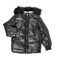 Ruhák Lány Parka kabátok Ikks XR41122 Fekete