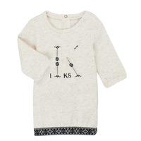 Ruhák Lány Rövid ruhák Ikks XR30180 Bézs
