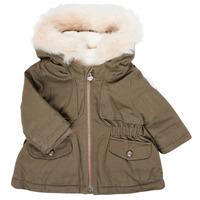 Ruhák Lány Parka kabátok Ikks XR42020 Keki