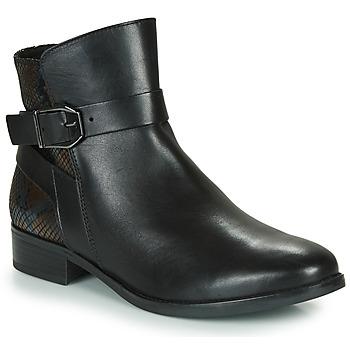 Cipők Női Csizmák Caprice 25331-045 Fekete
