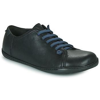 Cipők Férfi Oxford cipők Camper PEU CAMI Fekete